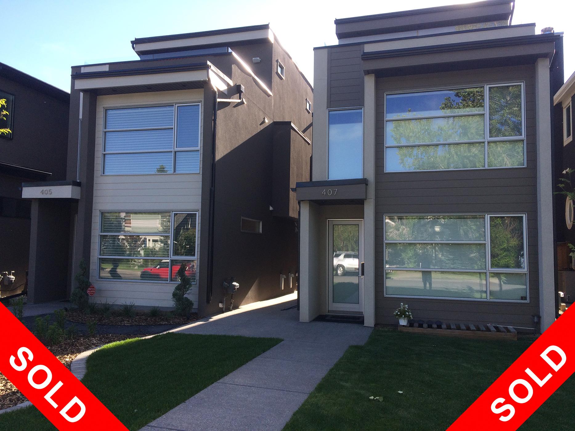 405, 407 16 Street NW, Calgary
